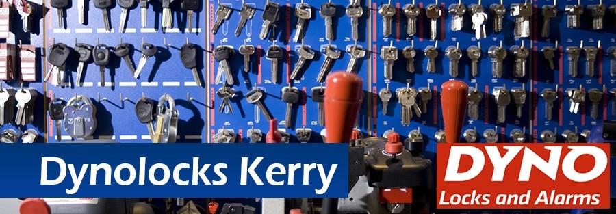 Dynolocks Locksmiths Kerry