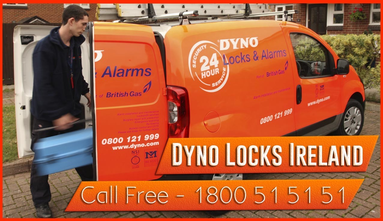 Dynolocks Locksmiths Kerry