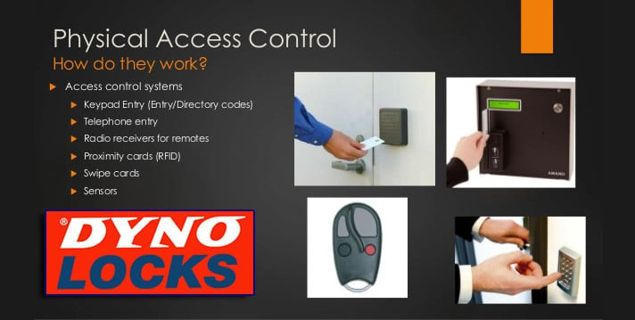 Access Control Services In Ireland